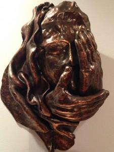 epoxy sculpture by Michaela, 2015